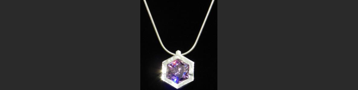 Lilac Pendant